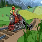 Goods Train Escape Games2Jolly