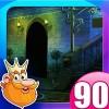 Best Escape-90 Secret Backyard Best Escape Game