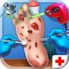 足の手術シミュレーター – 無料ドクターゲーム Fun Casual Games LLC
