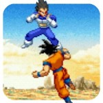 Saiyan Goku Fight Boy TZ-Apps 3D