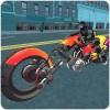 Police Sci Fi Bike Rider 3D MobileGames