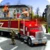 消防レスキュートラックシミュレーター Fire Truck Prism apps and Games
