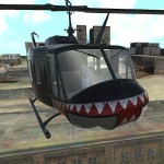 ヘリコプター救助練習シム parking games