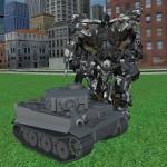 Tank Robot Battle OmskGames