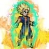 Saiyan Goku Power Saiyan Goku SIMI