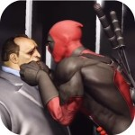 Actionplay For Deadpool Tatotz Studios