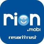 リゾートトラスト rion.mobi 専用アプリ リゾートトラスト株式会社