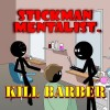 Stickman Kill Barber Gold Stickman Label