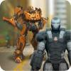 Futuristic Robot vs Heros XeloMan Games