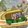 オフロード オート 人力車 ドライバー3D Doorto apps