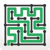 Linemaze Puzzles GAMEINDY
