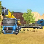 Crane Driving Simulator 3D Jansen Games