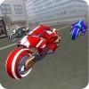 未来のニューヨークオートバイ3D MobileGames