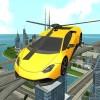 飛行ヘリコプターのカーレスキュー parking games