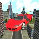 ニューヨークの飛行ヘリコプターの車 parking games