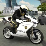 Police Bike City Simulator GamePickle