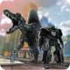 Robot Transform in Dino X-Ray Midea Kama True