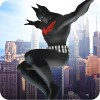 Strange Hero Bat Battle 3D Rock Status Game