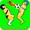 Jump AHEAD! Soccer FlipFlop