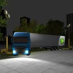 Night Truck Parking 3D Jansen Games