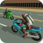 Jetpack Hero Miami Crime Naxeex Publishing