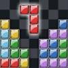 ドローイングブロックパズル1 Paleblue