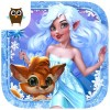 Winter Fairy: My Little Fox TutoTOONS