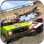 Whirlpool Demolition Derby Car Vital Games Production
