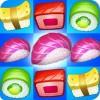 Sushi Smash Match 3 Fun Games