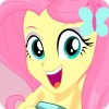 Fluttershy Dress Up hukorad