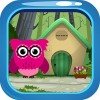 Pink Owl Rescue Game-175 Best Escape Game