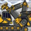 합체! 다이노 로봇 – 아파토사우루스 공룡게임 TheFlash&FirstFox