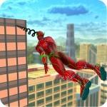 Hero Rangers: Rope Hero 3D Pepe Rock Ggame