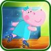 学校いたずら:ヘビ Hippo Kids Games