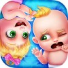 Newborn Baby Angry Twins BabyGames!