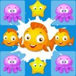 魚の海のマッチ3マニア GoVuzzle