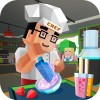 Ice Cream Maker Cooking Chef Pixel Island