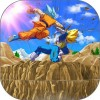 Goku Saiyan Battle Fight Z 3D-Mania