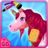 Unicorn Care & Wash Salon Girl Games – Vasco Games
