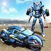Police Moto Robot Superhero Vital Games Production