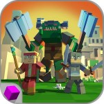 Blocky Troops Battle Simulator World of Cubes