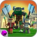 Blocky Troops Battle Simulator World of Cubes