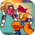 Goku Xenoverse Warrior budokai Pepe animation