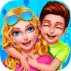 Babysitter Girl Theme Park Spa GirlGames!