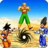 Goku Global Saiyans Battle Mobile-Technology Apps