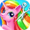 Rainbow Pony Makeover BearHug Media Inc