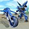 飛行 自転車 トランス ロボット Evolution Game: 3D Simulator