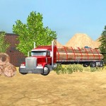 Steel Transport Truck 3D Jansen Games