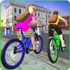 Kids School Time Bicycle Race KidRoider
