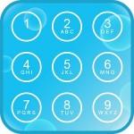 ロック画面 lock screen password